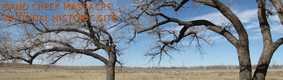 SAND CREEK MACRE NATIONAL HISTORIC SITE - GO HIKE COLORADO on